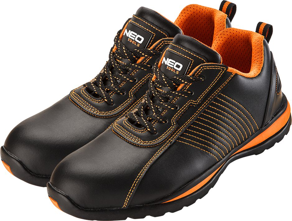 NEO Leather work shoes with steel toecap size 44 (82-105) darba apavi