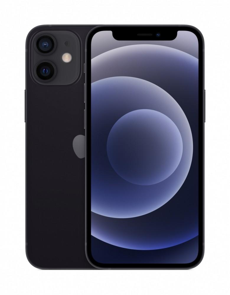 Apple iPhone 12 mini 256GB black Mobilais Telefons