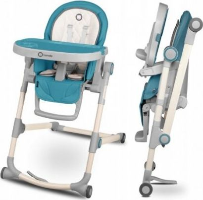 Lionelo Krzeselko do karmienia Cora ocean GXP-714556 bērnu barošanas krēsls