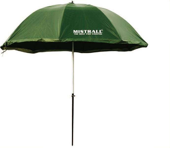 Konger Parasol wedkarski Mistrall przeciwdeszczowy 2,20m am-6008837 AM-6008837 Lietussargs