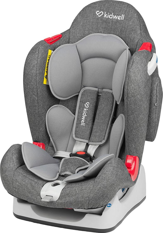 Kidwell Lynx szary auto bērnu sēdeklītis