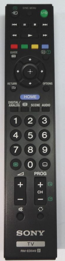 Sony Remote Commander (RM-ED049) pults
