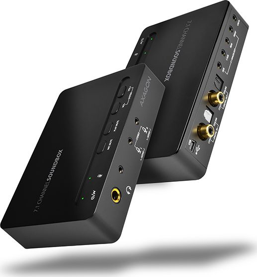 Axagon ADA-71 USB 7.1 SOUNDBOX skaņas karte