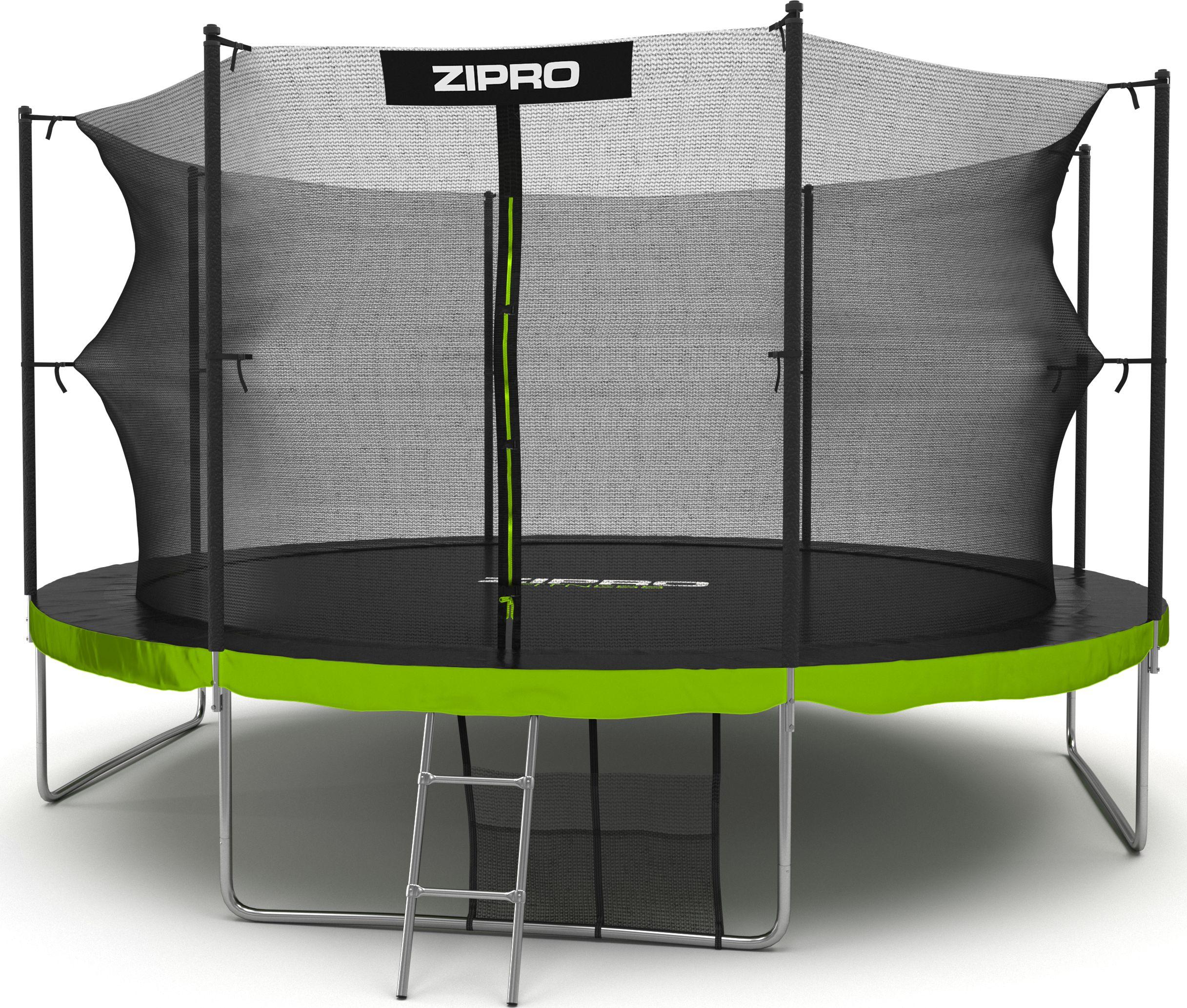 Zipro Garden trampoline with internal mesh 14FT 435cm + FREE shoe bag! Batuts