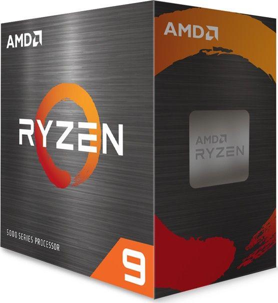 AMD Ryzen 9 5900X BOX AM4 12C/24T 105W CPU, procesors