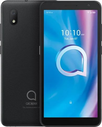 Smartfon Alcatel 1B 2020 32 GB Dual SIM Czarny  (5002HB) 5002HB Mobilais Telefons