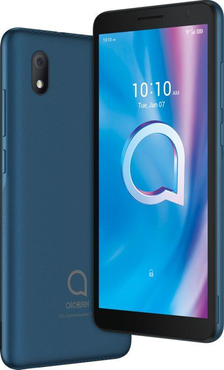 Alcatel 1B 2020 32 GB Dual SIM Turquoise (5002HG) Mobilais Telefons