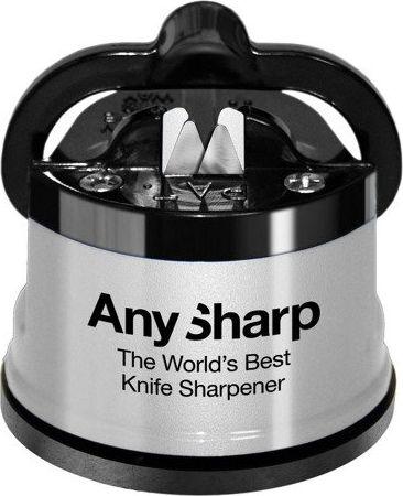 AnySharp Classic Sharpener silver