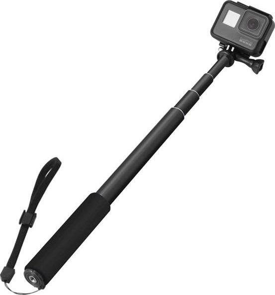 Alogy Pole Selfie holder GoPro Hero universal Sporta kameru aksesuāri