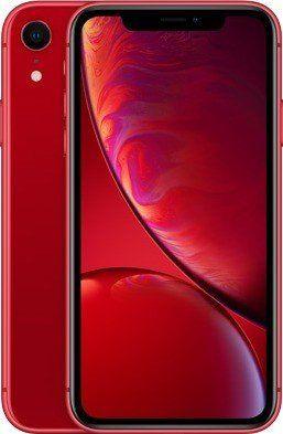 Smartfon Apple iPhone XR 128 GB Dual SIM Czerwony  (2_325856) 2_325856 Mobilais Telefons