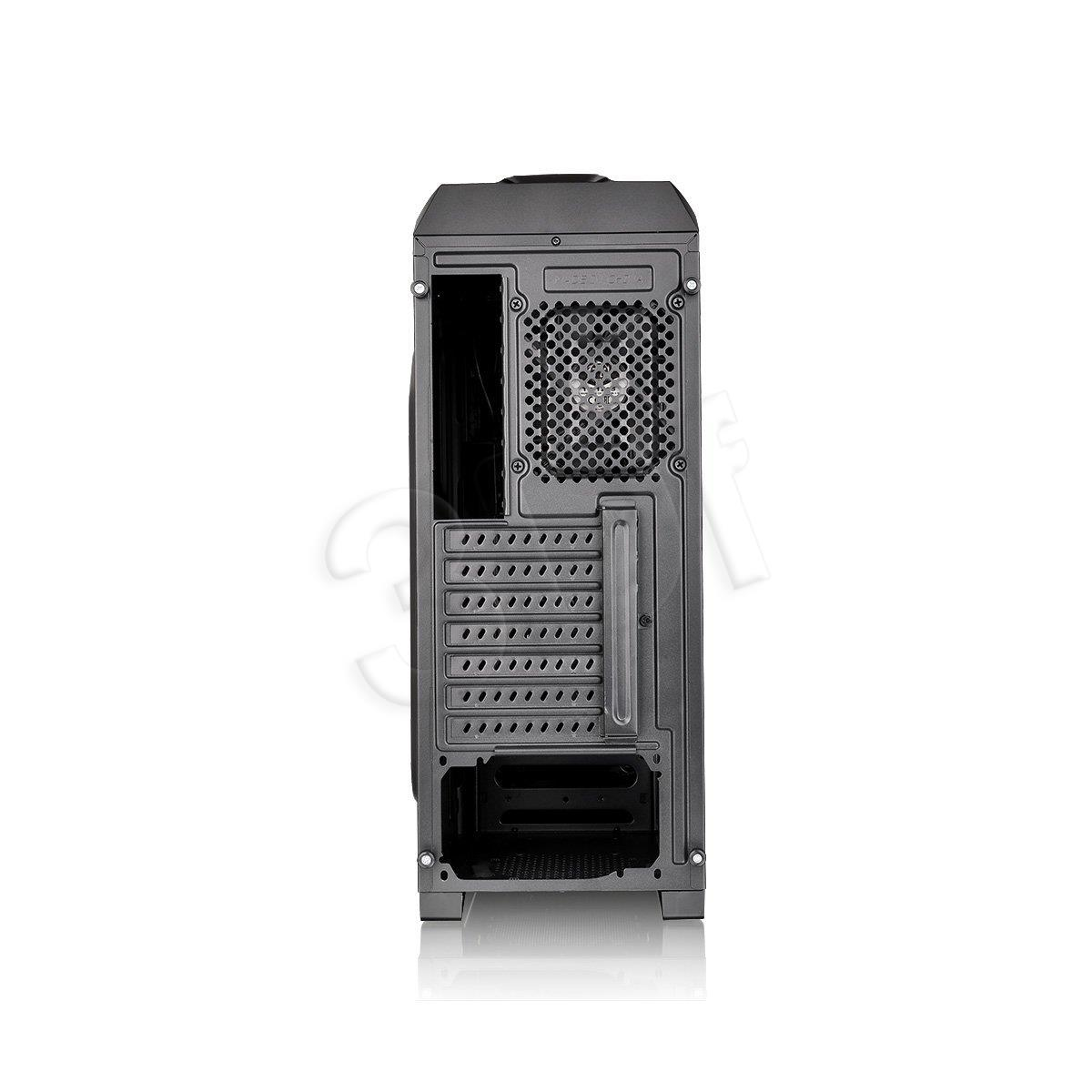 Thermaltake Versa N25 - Midi - ATX - without PSU (PS/2) - black - USB/Audio (CA- 1G2- 00M1WN- 00) Datora korpuss