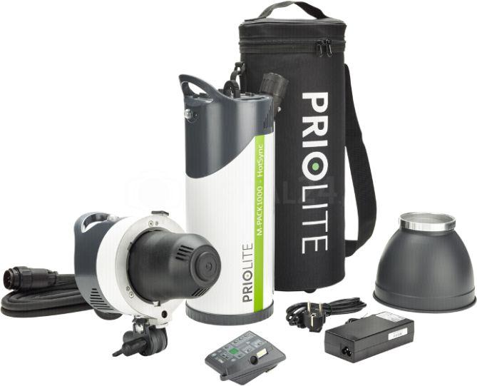 Priolite Priolite M-PACK 1000 HotSync Kit Buddy C - 08-1000-03 infrasarkano staru lampa