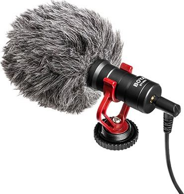 Boy Boy Microphone BY-MM1 Cardioid microphone Mikrofons