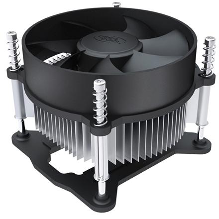 Deepcool 11508 socket 115x, 92mm fan,  on screws, 65 W, Intel procesora dzesētājs, ventilators