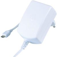 Raspberry Netzteil for Pi Type B+/B2/B3 USB 5.1V 2.5A Logo Raspberry PI datora daļas