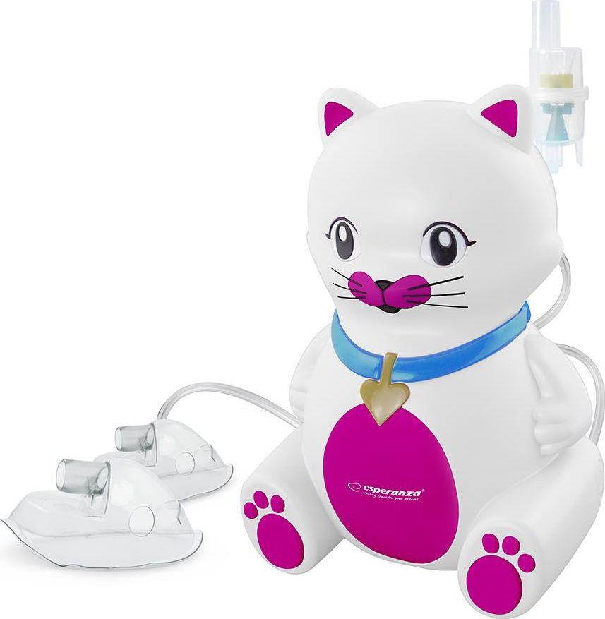 Esperanza KITTY Inhalators  ECN003 ( white color ) inhalators