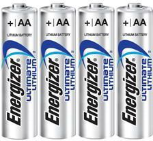 Energizer Battery Ultimate AA / R6 4 pcs. Baterija