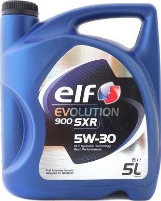 ELF 5W30 5L EVOLUTION SXR / EVOLUTION 900 SXR / RN0700 / A5 / B5 motoreļļa