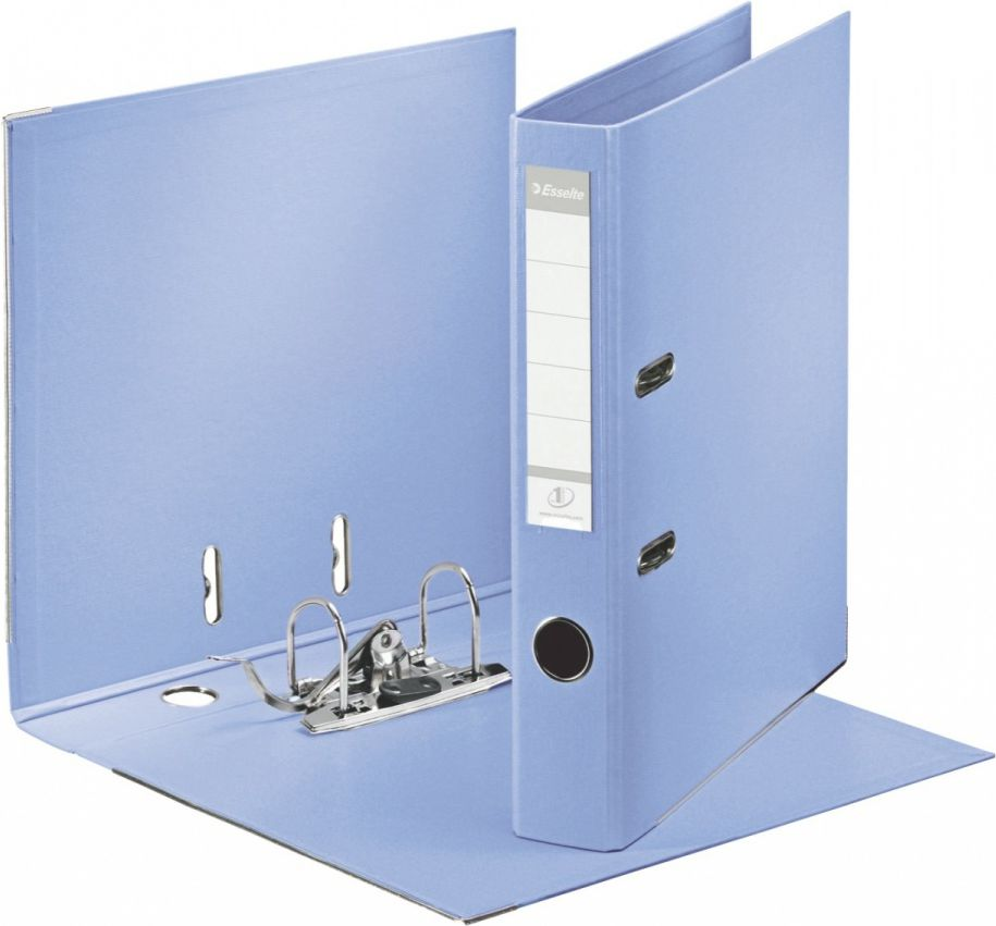 Esselte No. 1 Solea Lever Arch File A4 50mm blue (231041)