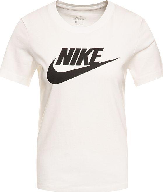 Nike Koszulka damskie Nsw Tee Essentl Icon Future biala r. M (BV6169-100) BV6169 100