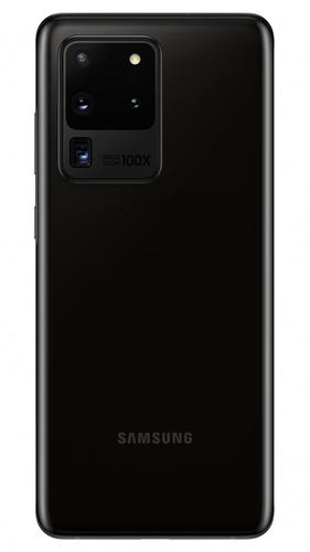 Samsung Galaxy S20 Ultra 128GB 5G Black Mobilais Telefons