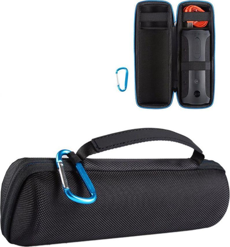 Case for JBL Flip 3/4 speaker - Universal Black aksesuārs mobilajiem telefoniem
