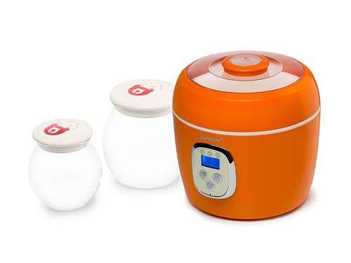 Oursson FE0205D/OR Orange Saldējuma mašīna