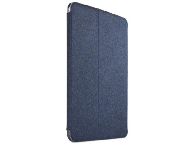 Case for iPad Case Logic Snapview 3203232 (8 inches; navy blue color) planšetdatora soma
