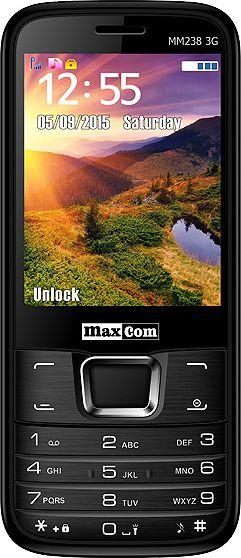 MAXCOM MM 238            TELEPHONE GSM Mobilais Telefons