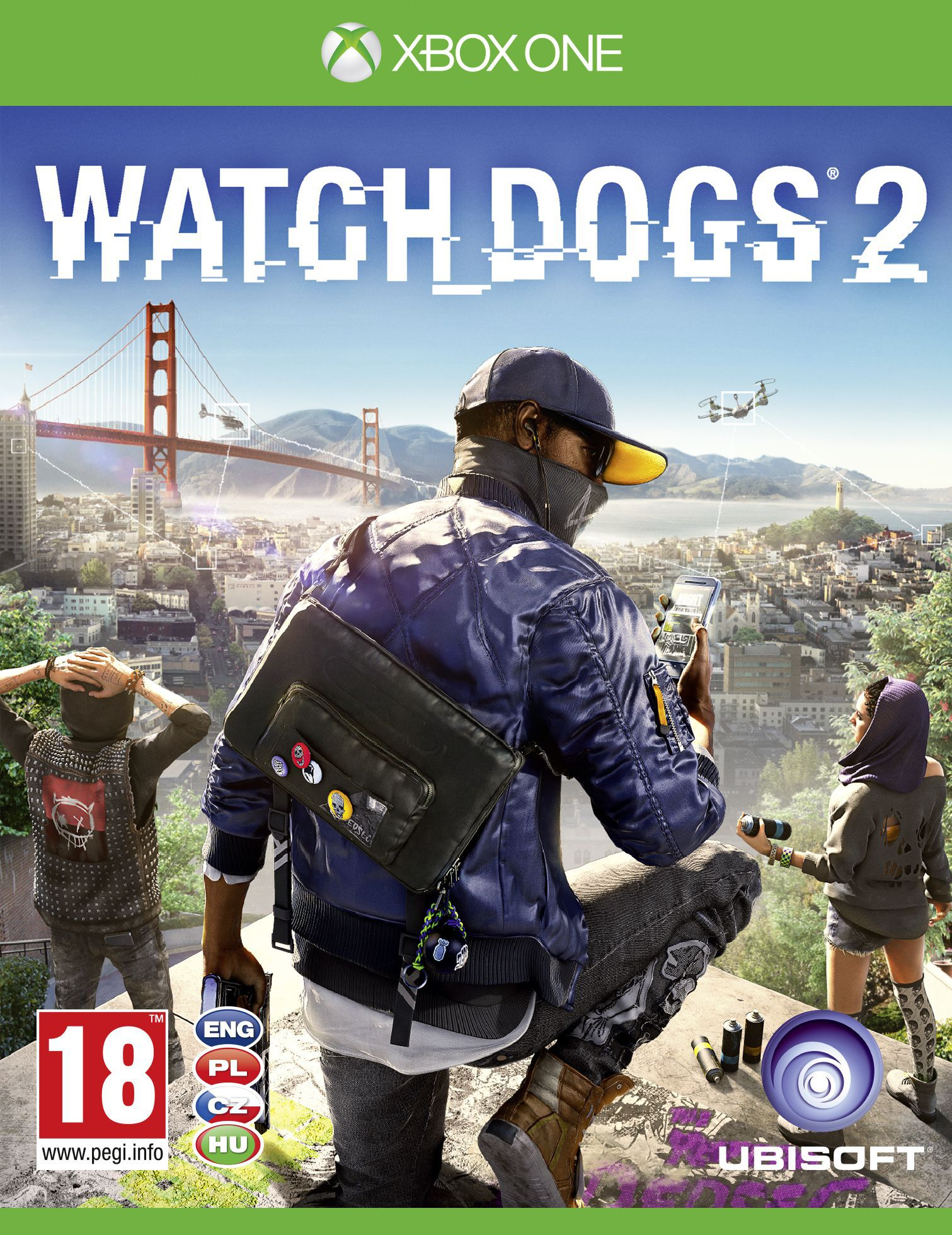 Watch Dogs 2 (XONE)