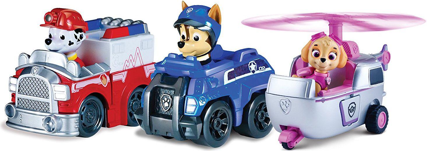 Spin Master Paw Patrol Rescue Racers 3 - 6024761 bērnu rotaļlieta