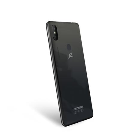 "Allview V4 VIPER Pro Gray, 6.8 "", IPS LCD, 640 x 1352 pixels, Mediatek MT6739, Internal RAM 2 GB, 32 GB, microSD, Dual SIM, Nano-SIM, 3G, 4G Mobilais Telefons"