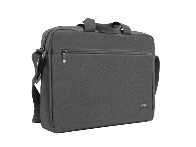 UGO Laptop Bag ASAMA BS100 15.6'' Black portatīvo datoru soma, apvalks