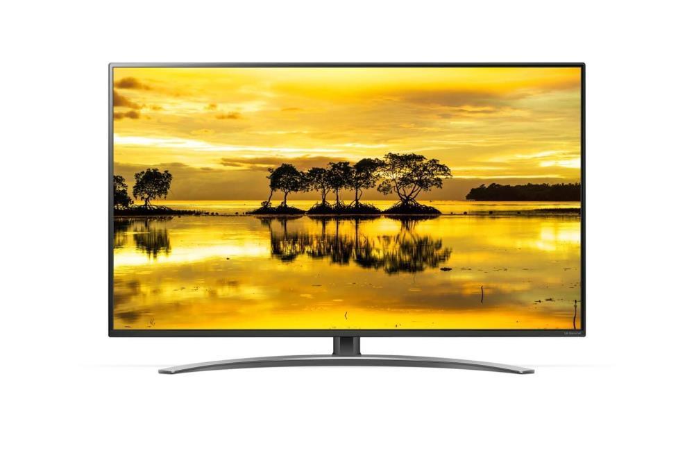 """LG 75SM9000PLA 75"""" (189 cm), Smart TV, 4K Ultra HD Nanocell TV, 3840 x 2160, Wi-Fi, DVB-T/T2/C/S/S2, Grey LED Televizors"""