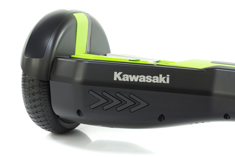 Kawasaki Balance Scooter Kx-Pro 6.5D + Bag Elektriskie skuteri un līdzsvara dēļi