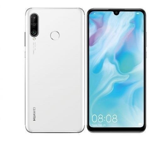 Huawei P30 Lite 4GB/64GB White Mobilais Telefons