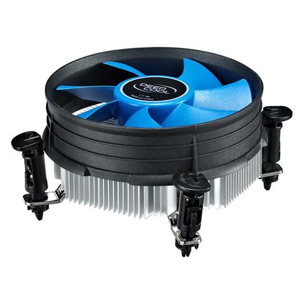 Deepcool Cpu cooler Theta9PWM ,  Intel, socket 1155/56, 92mm fan, hydro bearing,95W (TDP)    * Ideal thermal solution for Intel 1155/56. procesora dzesētājs, ventilators