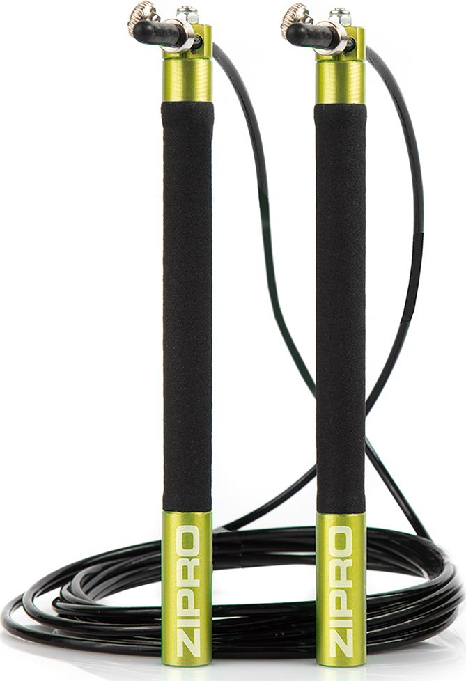 Zipro Skipping rope lime green