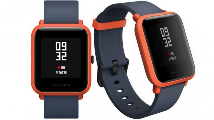 Xiaomi AMAZFIT Bip red Viedais pulkstenis, smartwatch