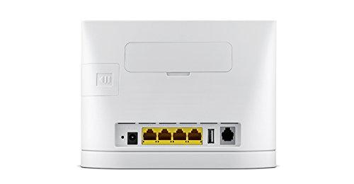 B315s-22 stationarer LTE Router 4G 150Mbps DL Cat.4 - 51060AFX Mobilais Telefons