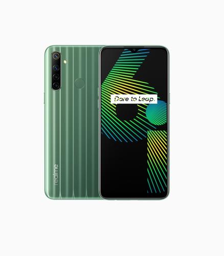 Realme 6i 4GB/128GB Green Mobilais Telefons