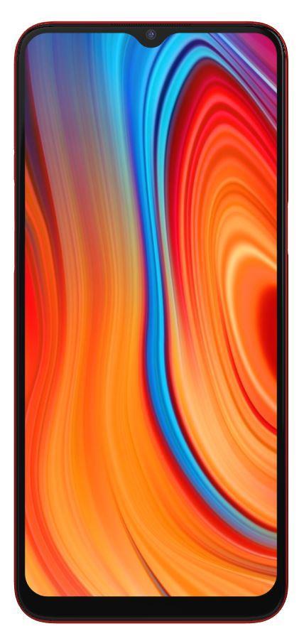 MOBILE PHONE C3 64GB/RMX2020 BLAZING RED REALME RMX2020364RED Mobilais Telefons