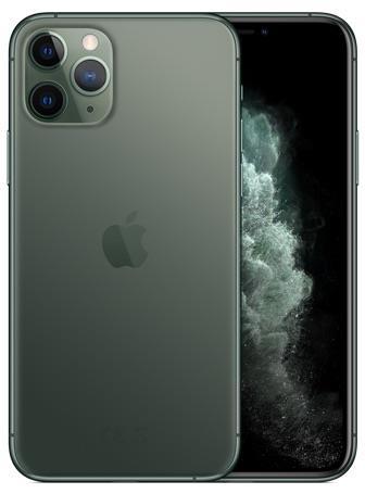 Apple iPhone 11 Pro 64GB Midnight Green Mobilais Telefons