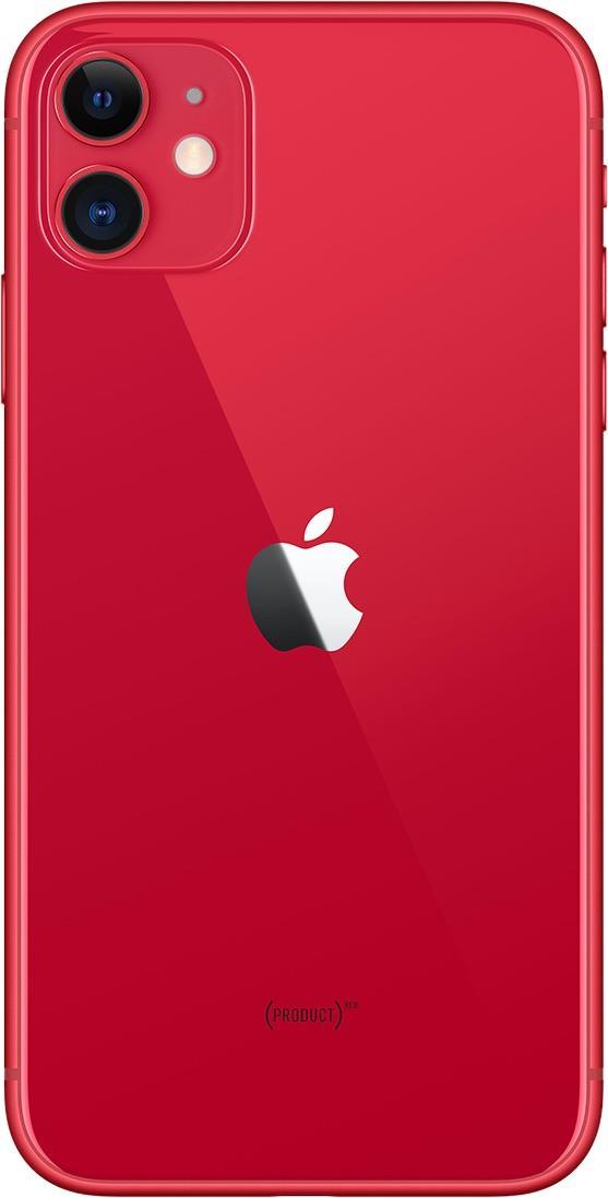 Apple iPhone 11 128GB Red Mobilais Telefons