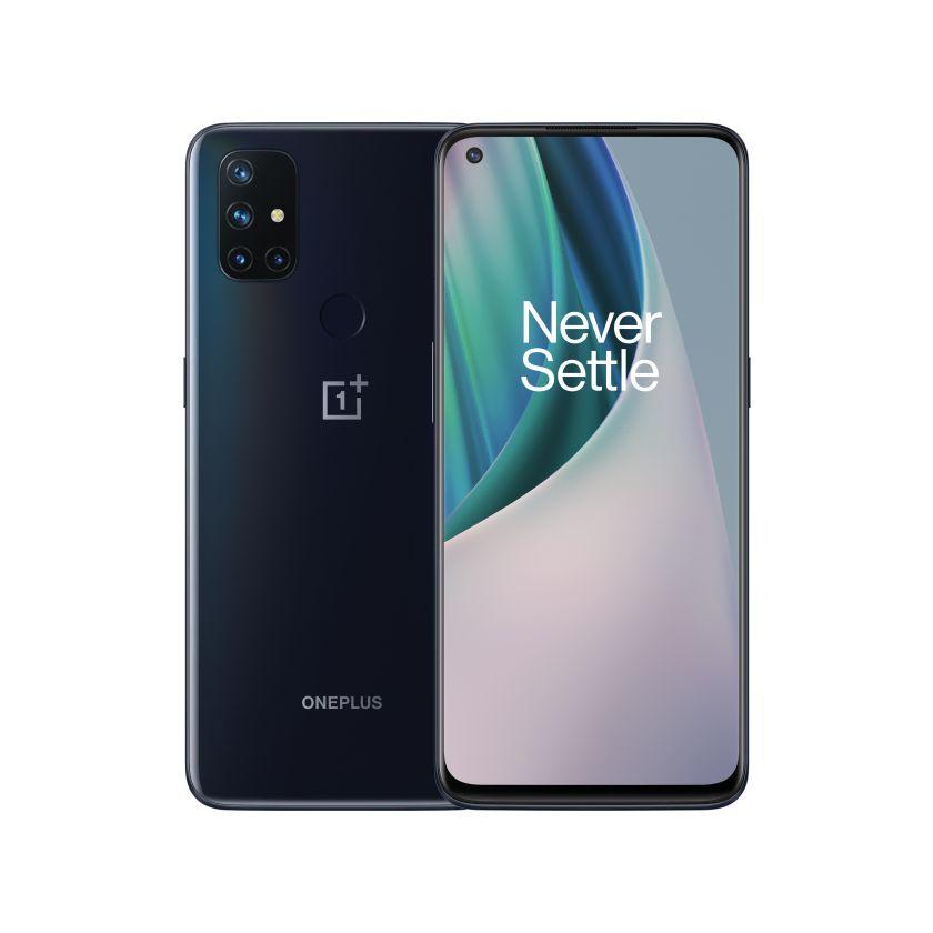 OnePlus Nord N10 5G 6GB/128GB Midnight Ice Mobilais Telefons