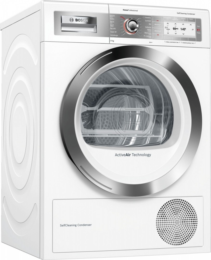 WTY87783PL Dryer Veļas žāvētājs