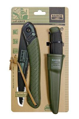 Salokams, universals zaru zagis, 230mm XT 7TPI komplekta ar Bahco universalu nazi maksti , LAP-KNIFE Zāģi