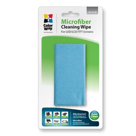 ColorWay Microfiber Cleaning Wipe tīrīšanas līdzeklis