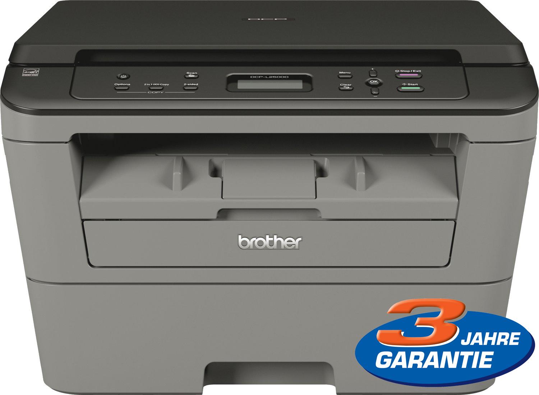 Brother DCP-L2500D printeris