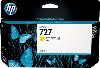 HP Inc. Yellow ink cartridge No 727 130 ml HPB3P21A